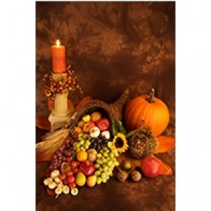 Bountiful Harvest Perforated Bookmarks