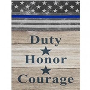 Duty Honour Courage